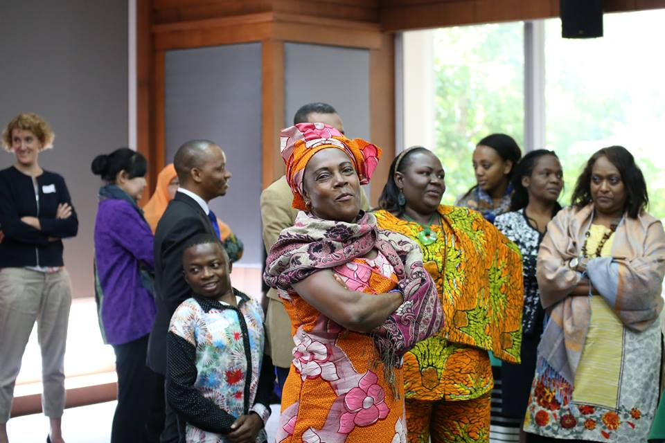 Gender equality and the rights of key populations are a strategic commitment on the part of the Global Fund. (Photo credit: Women4GF)