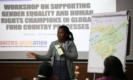 Gender equality, human rights, and key populations: A review of Global Fund strategies and action plans