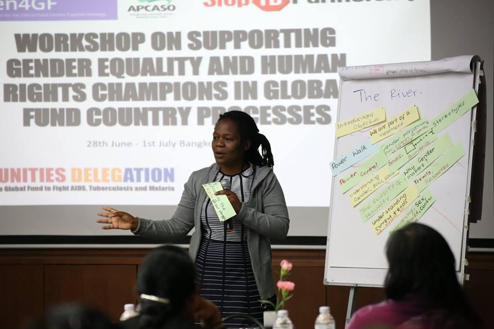 Women4GF Workshop