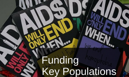 What you need to know about PEPFAR's Key Population Investment Fund
