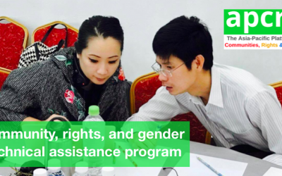 NOW AVAILABLE! Application forms for technical assistance (TA) to support meaningful engagement of civil society and community groupsin Global Fund-related processes