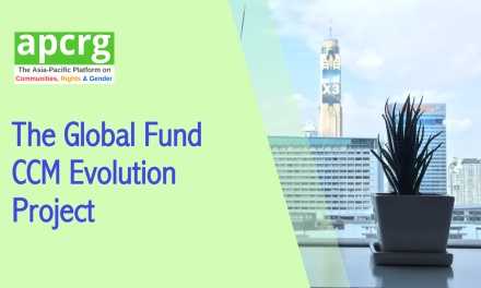 The Global Fund CCM Evolution Project