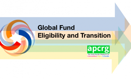 Global Fund releases Eligibility List 2018 and Projected Transitions from support by 2025