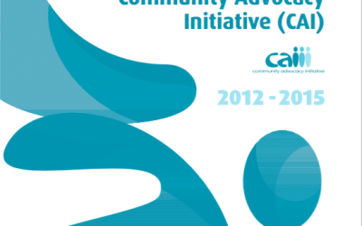 Lessons from the Community Advocacy Initiative