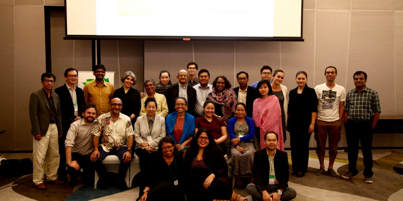 A New Asia-Pacific Coalition of TB Activists Launched