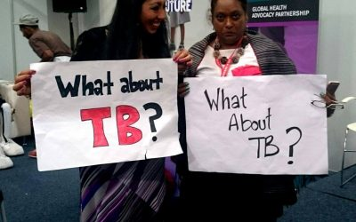 Mobilising the TB Community