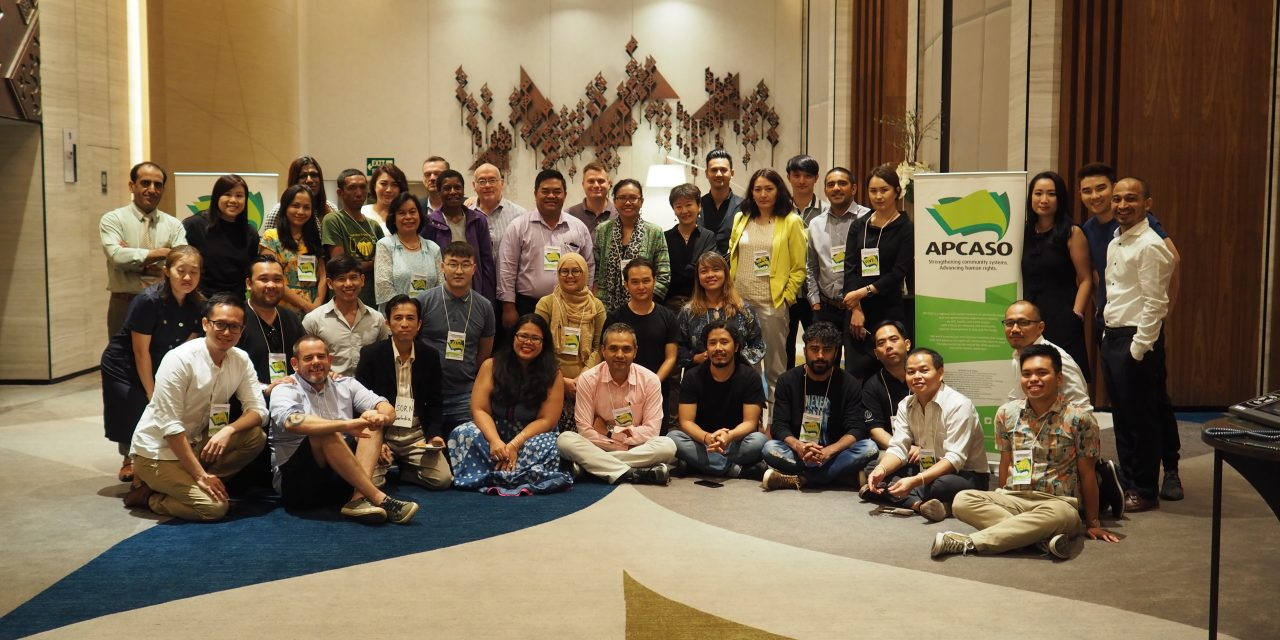 AP Communities and CS Meet on Transition and Sustainability in Global Fund-supported countries