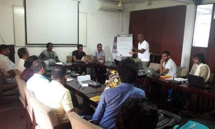 Mobilizing and reigniting community participation in the Global Fund processes in Sri Lanka