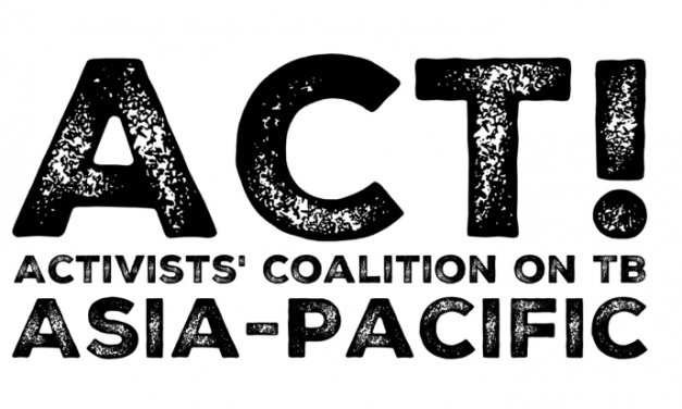 ACT! AP welcomes Ministerial Declaration, calls on Ministries to prioritize communities and regional targets to end TB