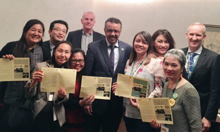 Building the Movement on Universal Health Coverage in Asia-Pacific