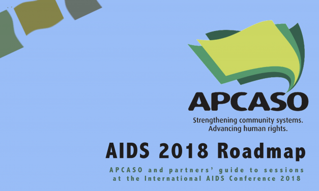 APCASO @ AIDS2018
