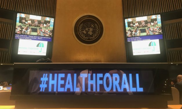 High-level Meeting on Universal Health Coverage – A Promise of Universal Access to Health for All?