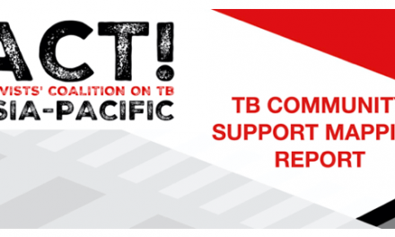 NOW AVAILABLE: ACT! AP TB Community Support Mapping Report